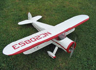 WACO E RC Airplane Kit