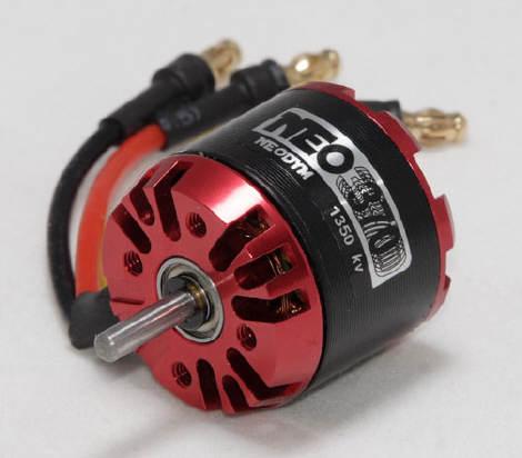 Neo 370 series motor for Are brushless motors better