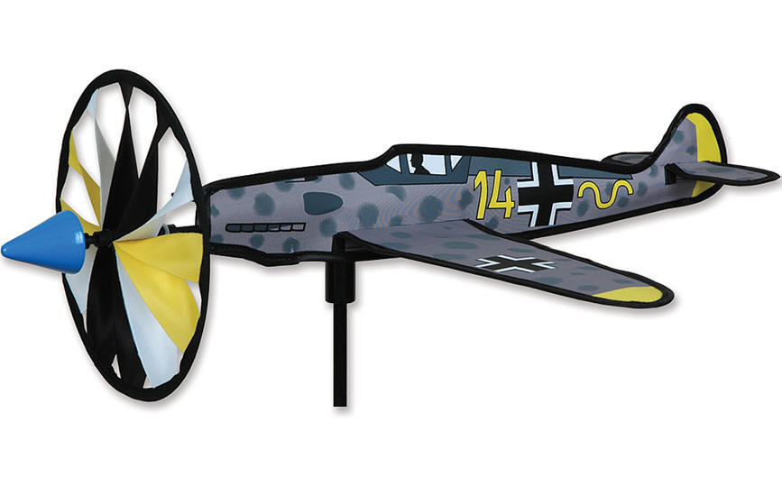 ME109 20 Inch Airplane Wind Spinner